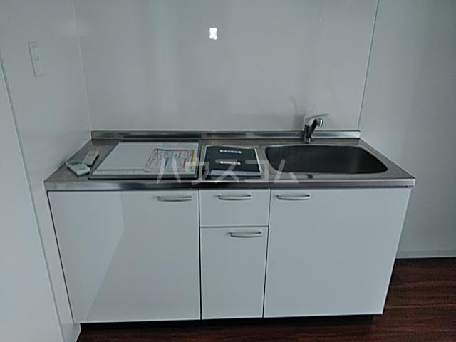 チェルキオ羅漢 602号室のキッチン
