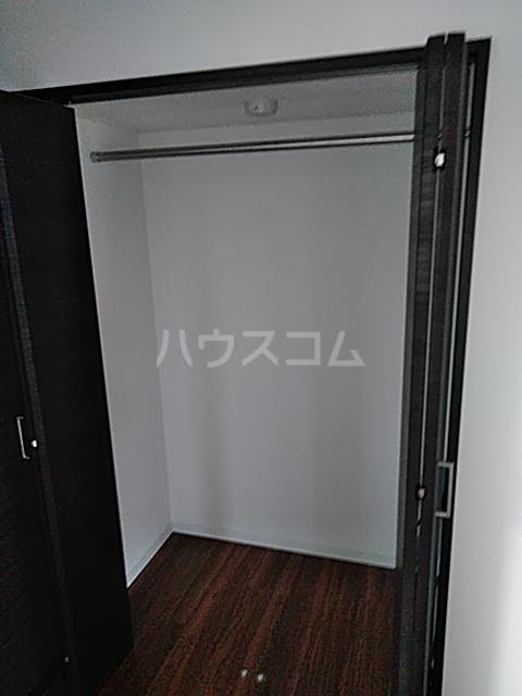 チェルキオ羅漢 602号室の収納