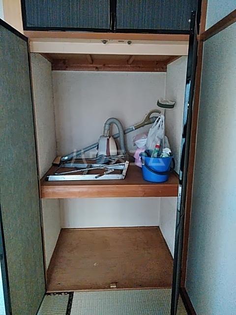 西町ハイツ1 202号室の収納