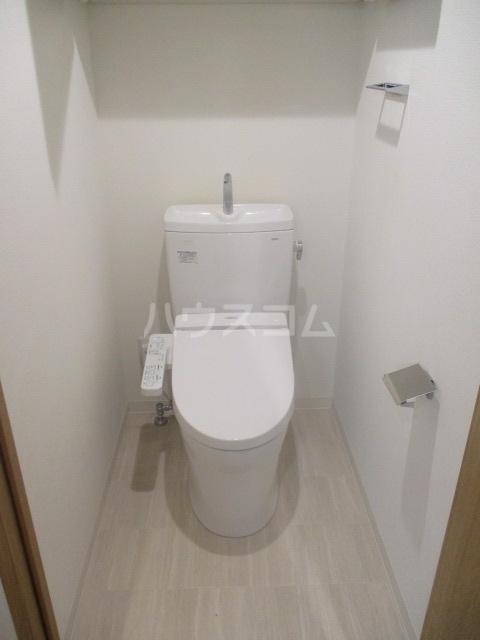 アルページュ 102号室のトイレ