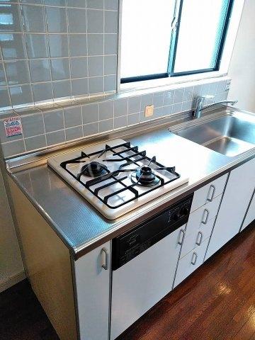 シーサイドパレス 301号室のキッチン