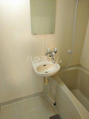 シーサイドパレス 301号室の洗面所