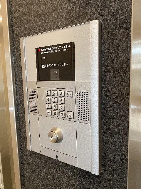 リブリ・アースビル 702号室のセキュリティ