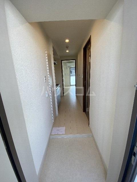 リブリ・アースビル 802号室の玄関