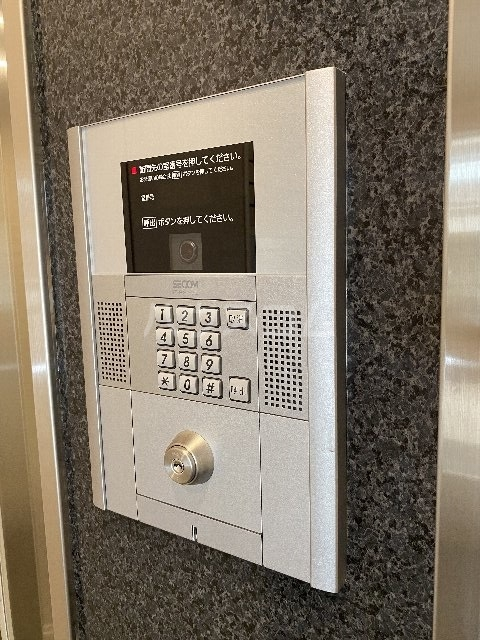 リブリ・アースビル 802号室のセキュリティ