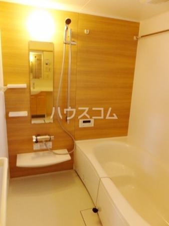カーム・ハイツ 202号室の風呂