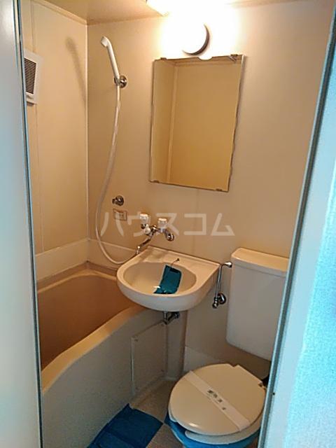 メゾン・ド・エポール 208号室の風呂