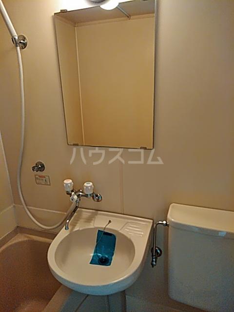 メゾン・ド・エポール 208号室の洗面所
