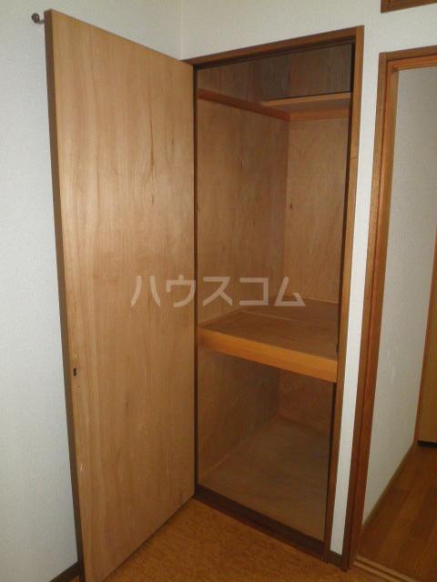 サープラス石塚A 201号室の収納
