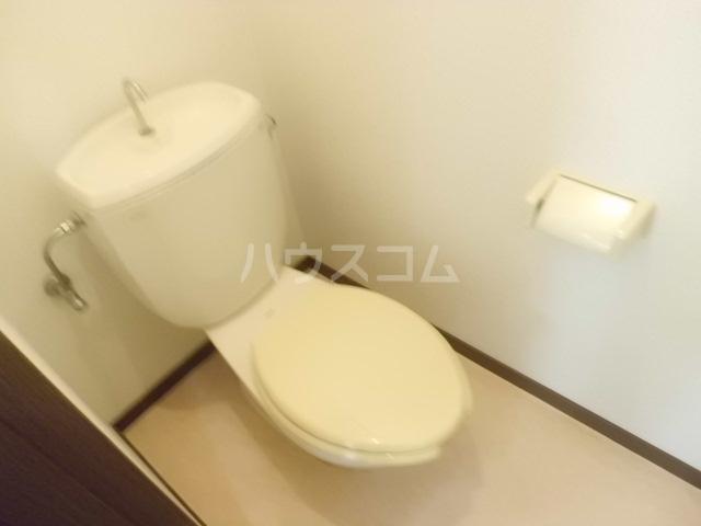 メゾン林間Ⅱ 201号室のトイレ