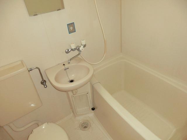 メゾンマルイシ 201号室の風呂
