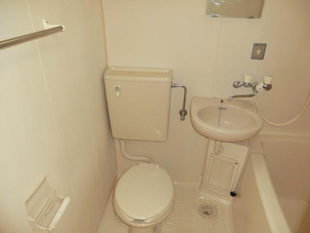 メゾンマルイシ 201号室のトイレ