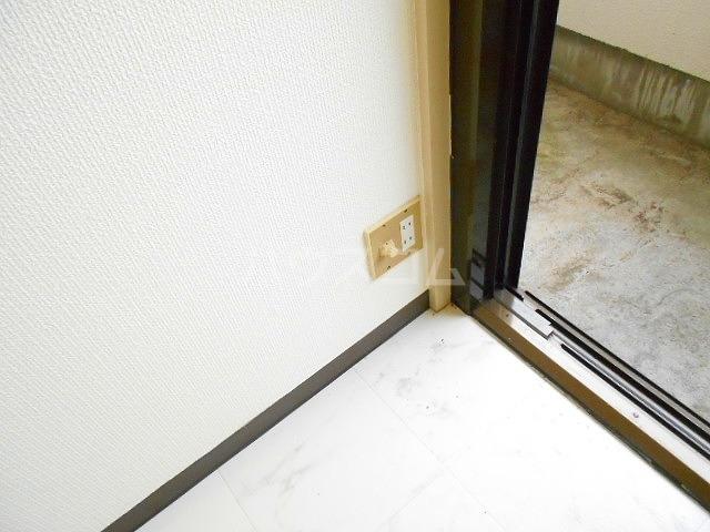 ハウスメモリアルⅠ 201号室のキッチン