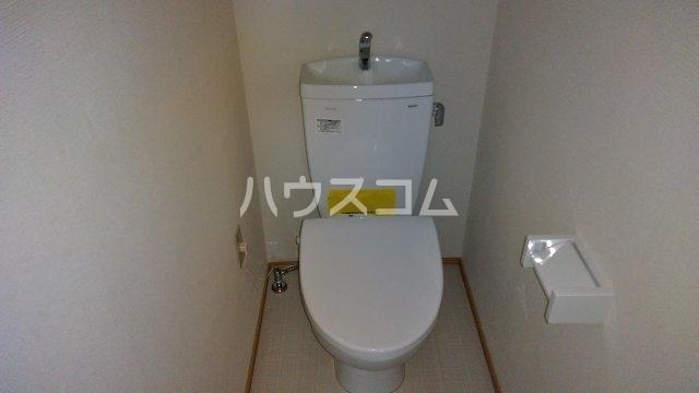 辰巳コーポ 103号室のトイレ
