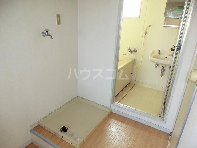 ファミールかごたA 201号室の風呂