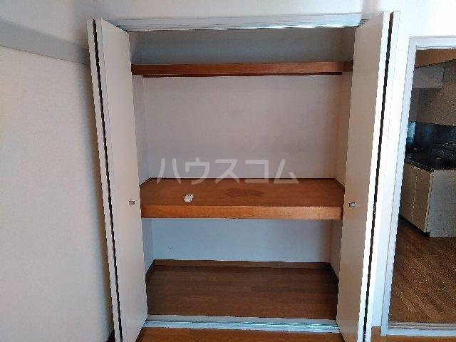 ハイツヤマクラ 202号室の収納