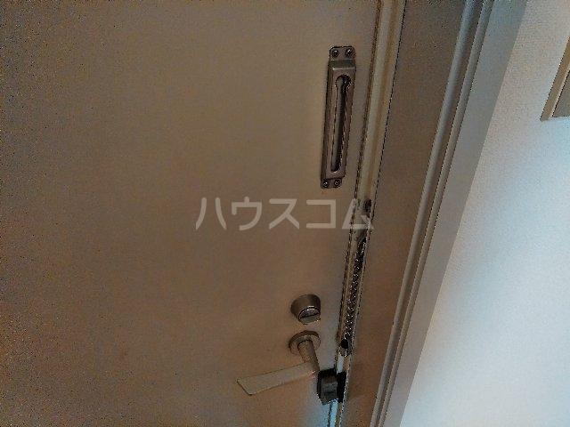 ハイツヤマクラ 202号室のセキュリティ