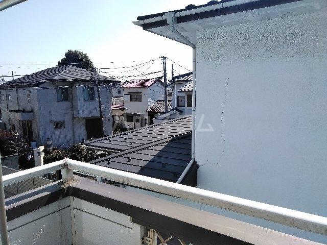 ハイツヤマクラ 202号室の景色