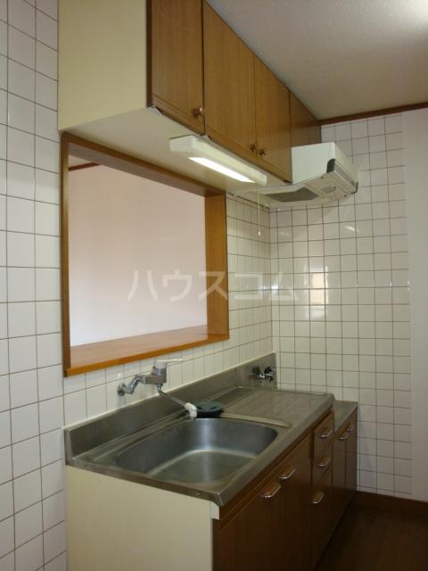 プルミエール浅岡 303号室のキッチン