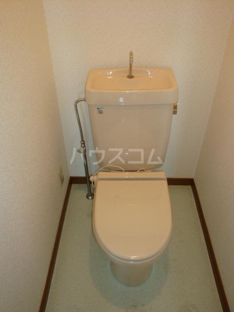 プルミエール浅岡 303号室のトイレ