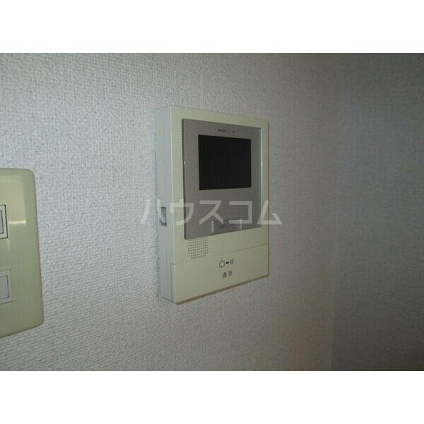 クレフラスト広川A棟 202号室のセキュリティ