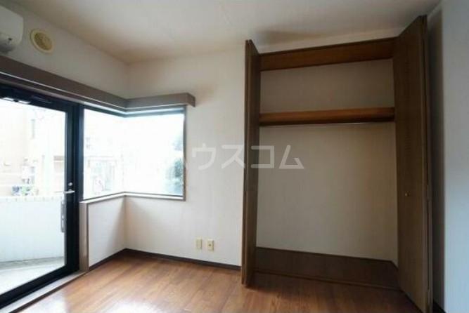 コンフォール桜新町 101号室の収納