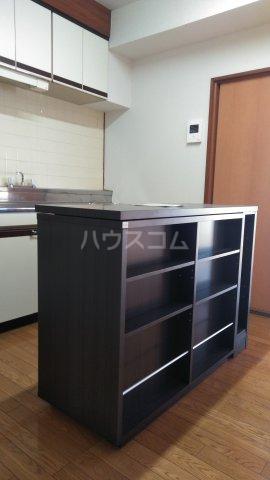 高井ハイツ 406号室のキッチン