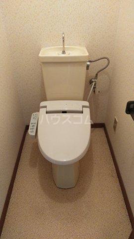 高井ハイツ 406号室のトイレ