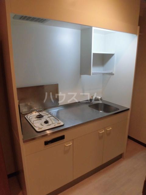アズキャビンズ 302号室のキッチン
