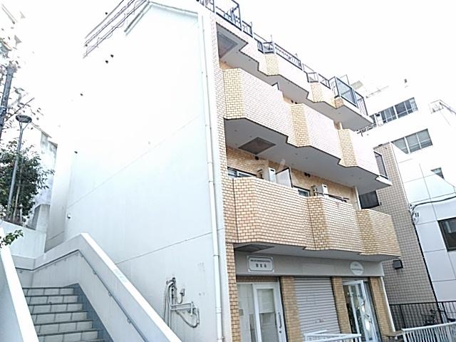 ライオンズマンション横須賀中央第2外観写真