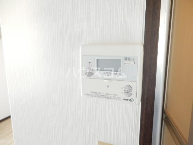 ユーカリコーポB 201号室のセキュリティ