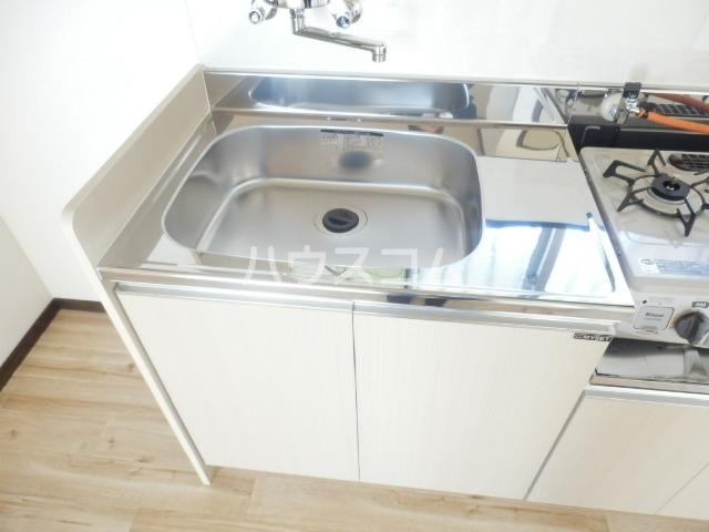 ユーカリコーポB 201号室のキッチン