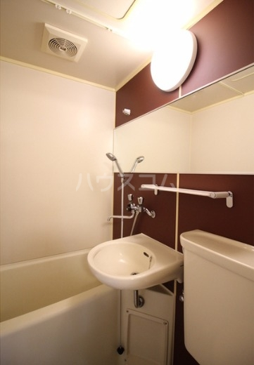 クリーンライトマンション 105号室の風呂