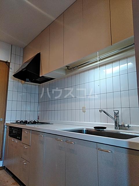 モアリッシェル中央林間 601号室のキッチン