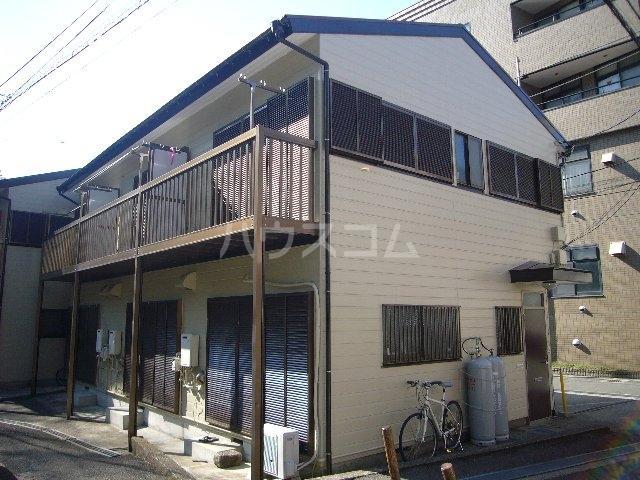 甲田テラスハウスの外観