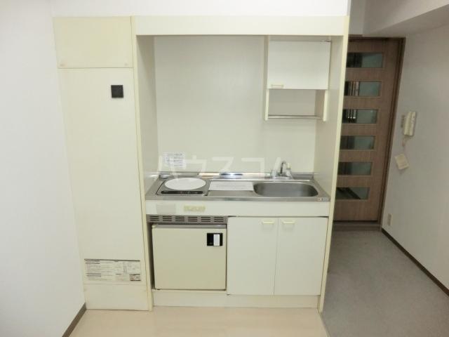 あさひレジデンス高崎鞘町 507号室のキッチン