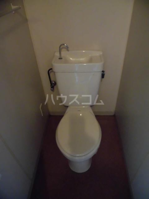 ブルネンハイム 405号室のトイレ