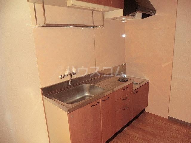 ファミーユ中山 203号室のキッチン