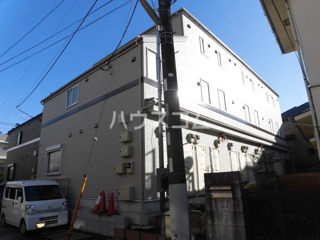 サンコート小金井本町1号館外観写真