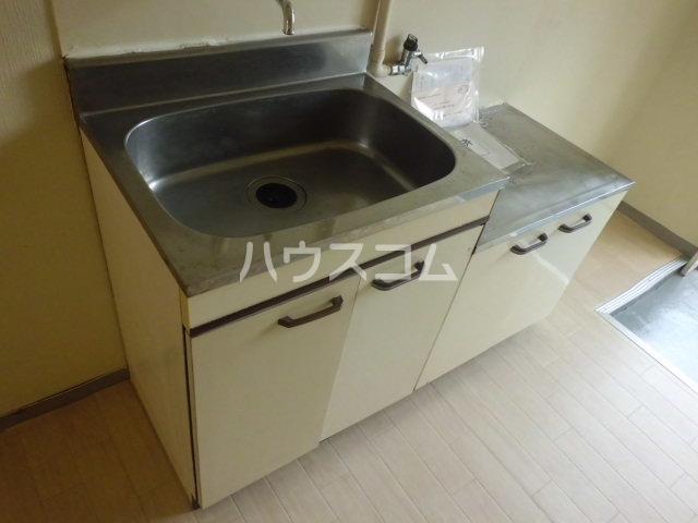 ハイツMⅢ 202号室のキッチン