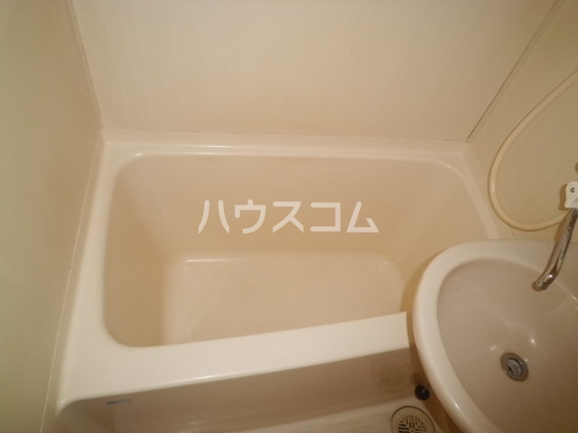 ハイツMⅢ 202号室の風呂