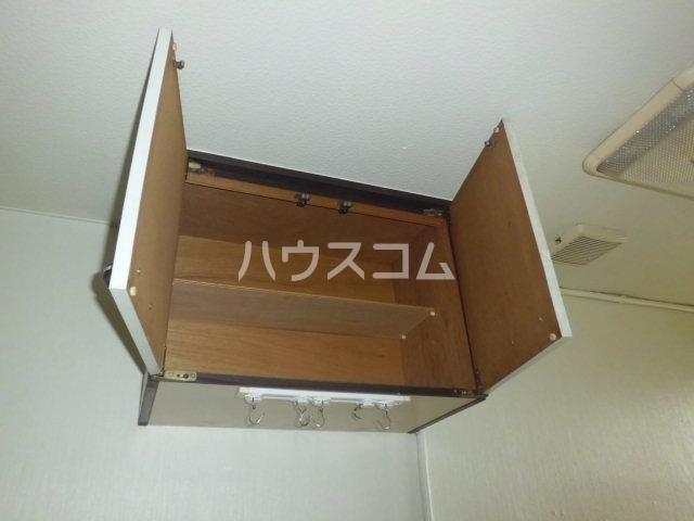ハイツMⅢ 202号室の収納