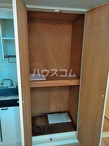 シナーラ衣笠 102号室の収納