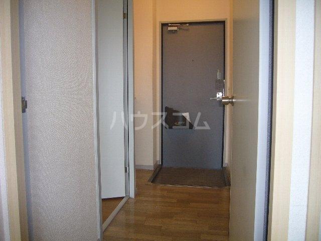 ハイツスズキ 102号室の玄関