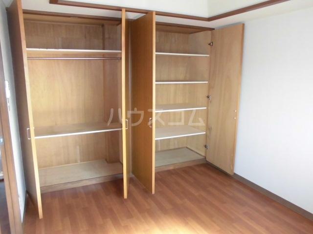 Mハイツ 106号室の収納
