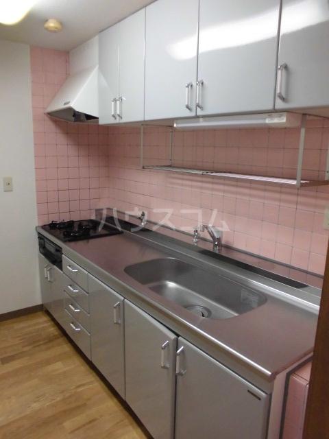 Mハイツ 106号室のキッチン