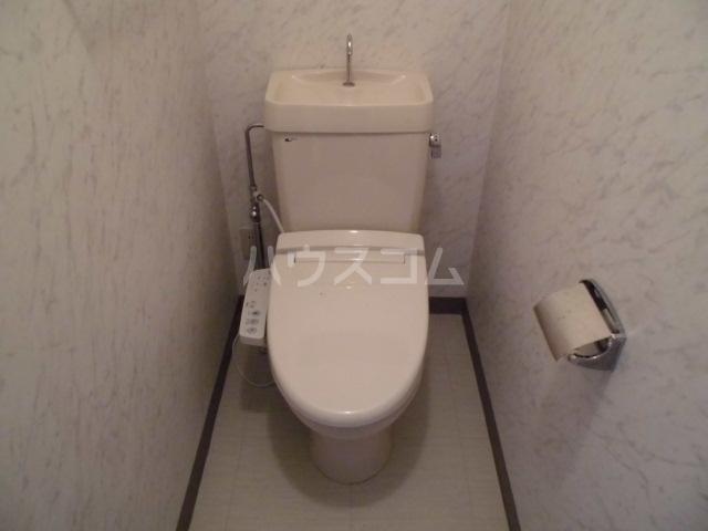 Mハイツ 106号室のトイレ