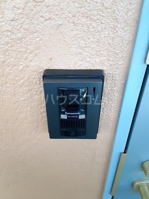 コーポ由利 203号室のセキュリティ
