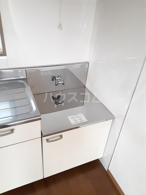 コーポ由利 203号室のキッチン
