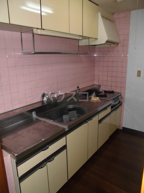Mハイツ 405号室のキッチン